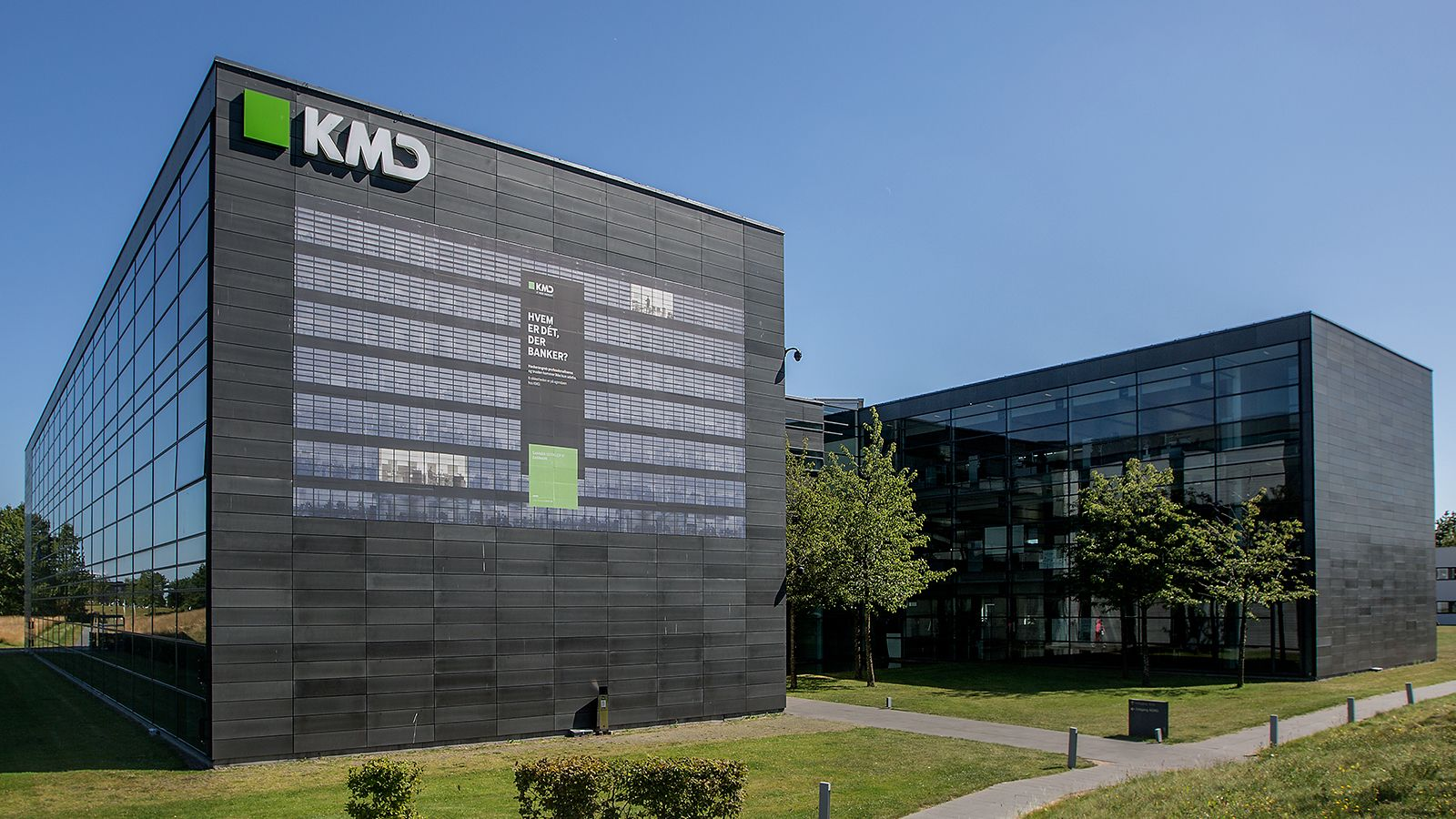 KMD headquarters in Ballerup, Denmark