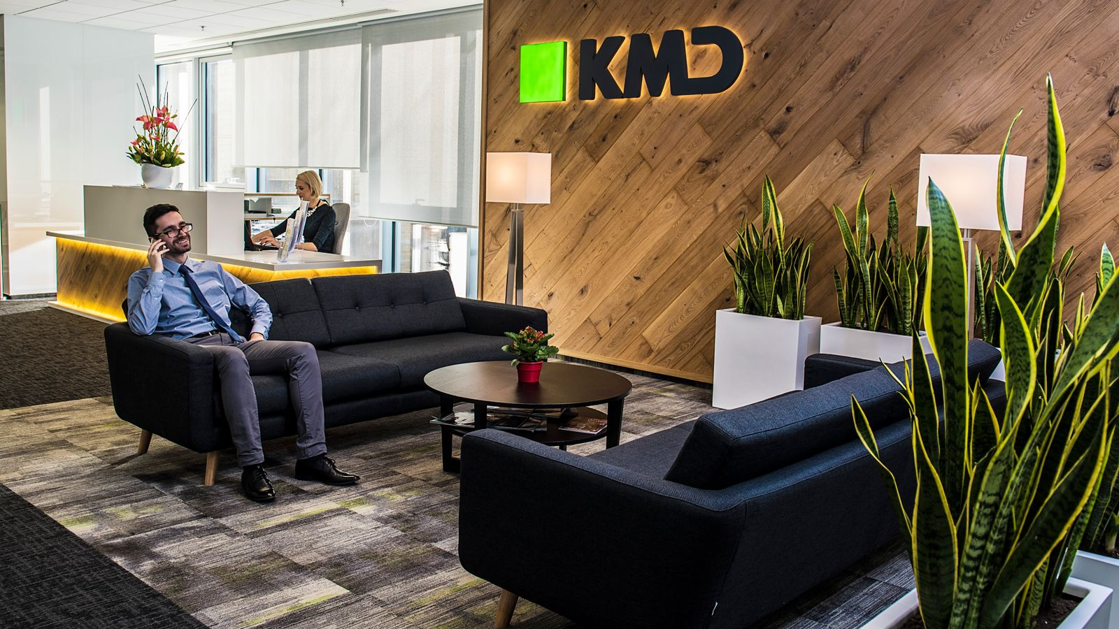 Office in KMD Poland