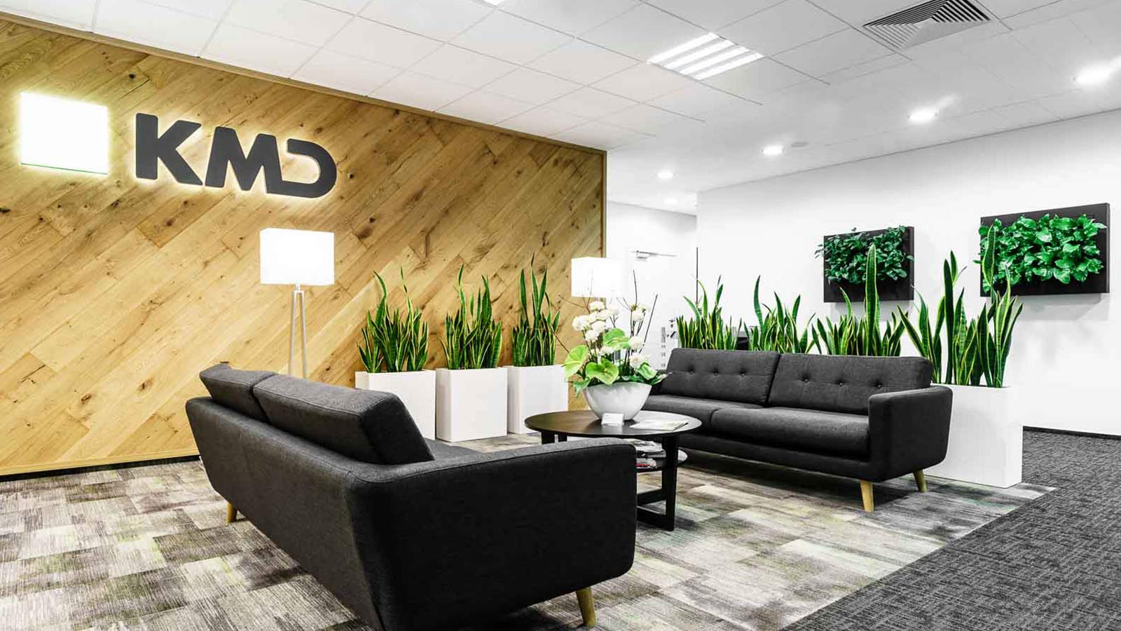 Outstanding KMD Poland office